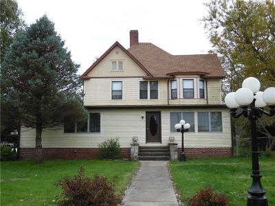 Parke County Single Family Home For Sale: 303 Howard Avenue