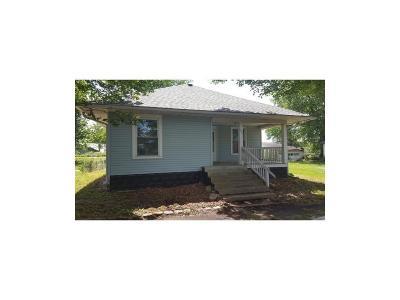 Fairland Single Family Home For Sale: 205 West Burnside Avenue