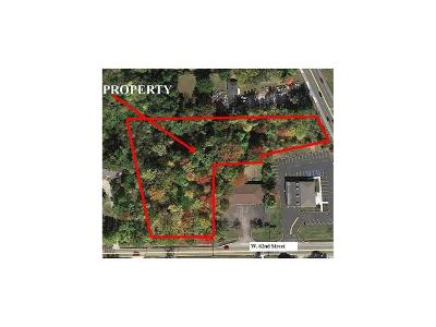 Indianapolis Commercial Lots & Land For Sale: 6250 Michigan