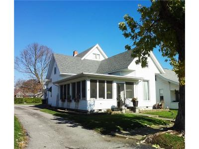 Decatur County Single Family Home For Sale: 320 East Hendricks Street