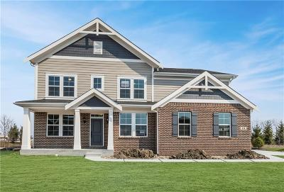 Brownsburg Single Family Home For Sale: 650 Ridge Gate Drive