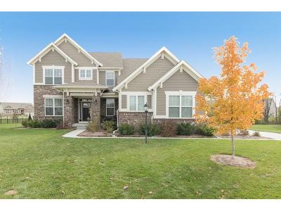 Noblesville Single Family Home For Sale: 5573 Lake Station Lane