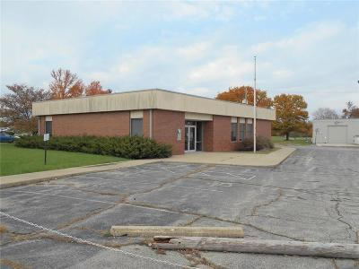 Indianapolis Commercial Lease For Lease: 5600 West Bradbury Avenue