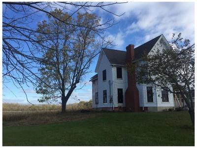 Greenfield Single Family Home For Sale: 250 East Steele Ford Road