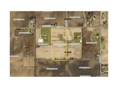 Pittsboro Residential Lots & Land For Sale: Tbd East County Road 1000 N