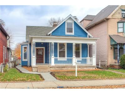 Indianapolis Single Family Home For Sale: 952 English Avenue
