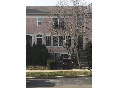 Indianapolis Condo/Townhouse For Sale: 6662 Cornell Avenue #6662