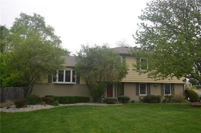 Carmel Single Family Home For Sale: 820 Alwyne Road