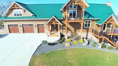 Franklin County Single Family Home For Sale: 11108 Sailing Ridge Road