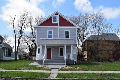 Single Family Home For Sale: 2460 Broadway Street