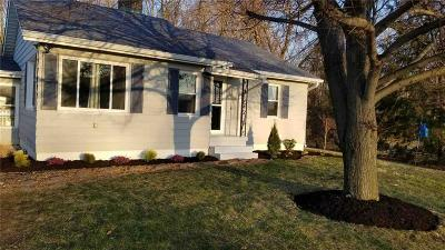 Marion County Single Family Home For Sale: 2545 North Girls School Road