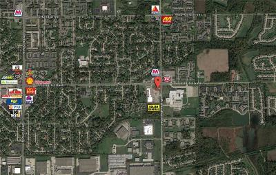 Indianapolis Commercial Lots & Land For Sale: 9997 East 38th Street
