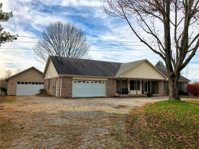 Decatur County Single Family Home For Sale: 1488 North Mohican Trail