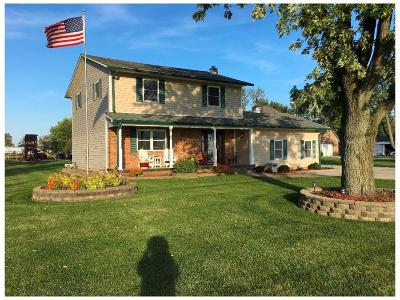 Shelbyville Single Family Home For Sale: 2990 North Michigan Road