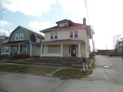Montgomery County Single Family Home For Sale: 207 West Jefferson Street