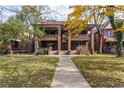 Condo/Townhouse For Sale: 1325 North Central Avenue #1