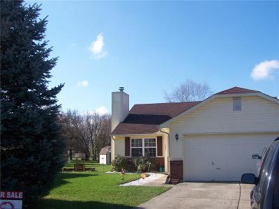 Shelbyville Single Family Home For Sale: 1207 Western Court
