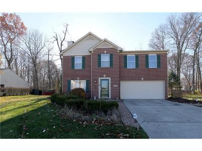 Brownsburg Single Family Home For Sale: 335 Thornburg Parkway