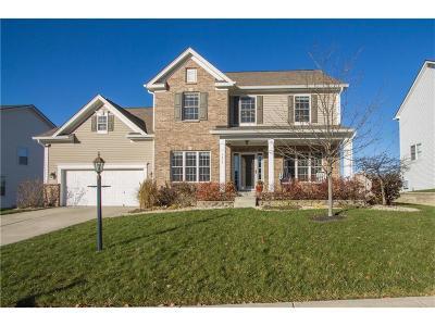 Avon Single Family Home For Sale: 5948 Sugar Pine Drive
