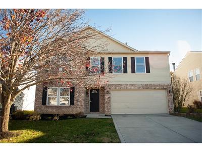 Fishers Single Family Home For Sale: 10269 Brushfield Lane