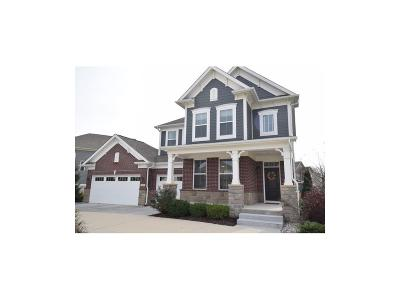 Carmel, Westfield Single Family Home For Sale: 15002 Black Wolf Run Drive