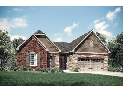 Avon Single Family Home For Sale: 8945 Prairie Trail