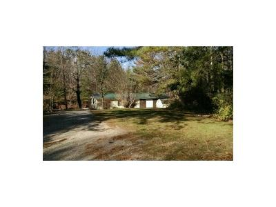 Clay County Single Family Home For Sale: 8497 South Full Moon Lane