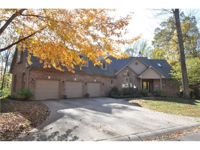 Avon, Avon/indpls Single Family Home For Sale: 6175 White Alder Court