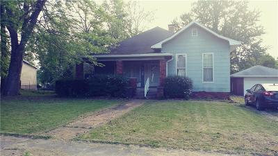 Clay County Single Family Home For Sale: 926 North Meridian Street