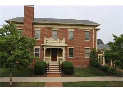 Carmel Single Family Home For Sale: 12689 Apsley Lane