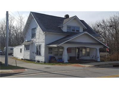 Greenwood Single Family Home For Sale: 271 East Main Street
