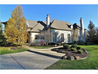 Indianapolis Single Family Home For Sale: 7905 High Drive
