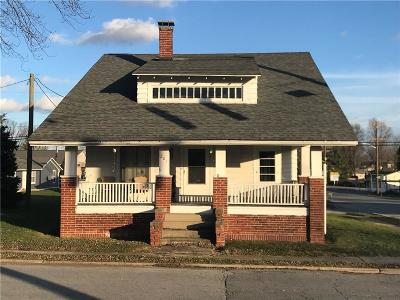 Putnam County Single Family Home For Sale: 201 North Washington Street