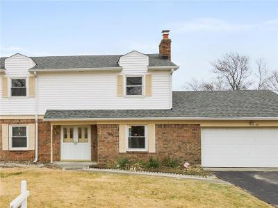 Carmel Single Family Home For Sale: 215 Lexington Boulevard