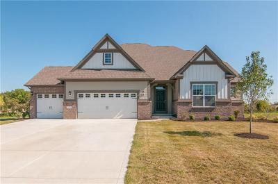 Noblesville Single Family Home For Sale: 11706 Platt Street