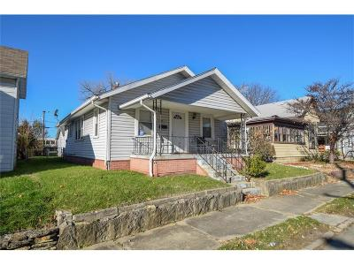 Delaware County Single Family Home For Sale: 803 North Mulberry Street