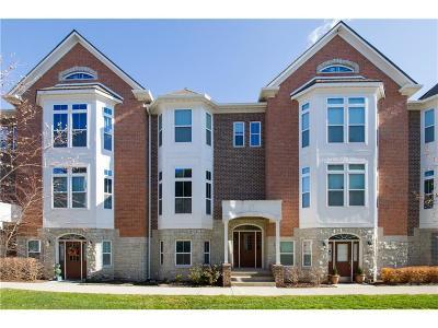 Carmel Condo/Townhouse For Sale: 947 Brownstone Trace