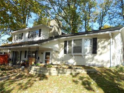 Plainfield Single Family Home For Sale: 1334 Raymond Street
