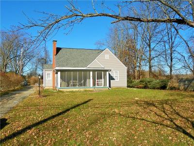 Clay County Single Family Home For Sale: 2064 West State Road 340