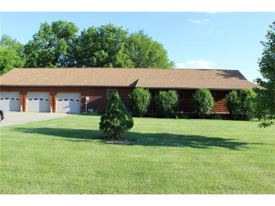 Clay County Single Family Home For Sale: 728 East Co Rd 900 N