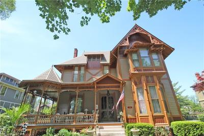 Indianapolis Single Family Home For Sale: 1508 North Broadway Street