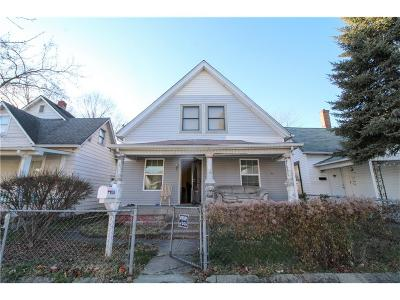 Single Family Home For Sale: 338 North Elder Avenue