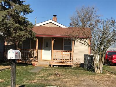Indianapolis Single Family Home For Sale: 1530 East Perry Street
