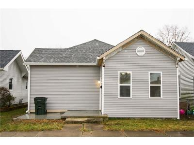 Decatur County Single Family Home For Sale: 511 West North Street