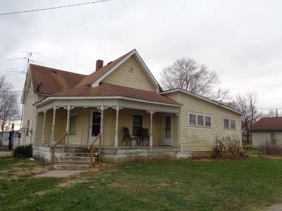 Clay County Single Family Home For Sale: 604 West 7th Street