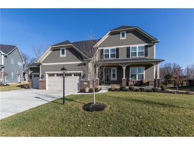 Indianapolis Single Family Home For Sale: 7519 Sly Fox Drive