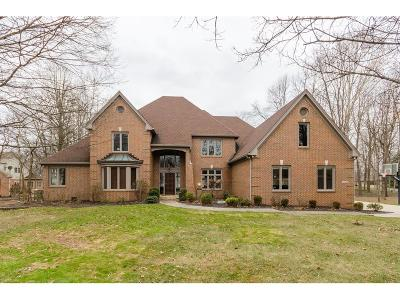 Fishers Single Family Home For Sale: 12544 Highlands Place