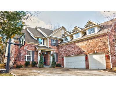 Avon Single Family Home For Sale: 7703 Jessica Lane