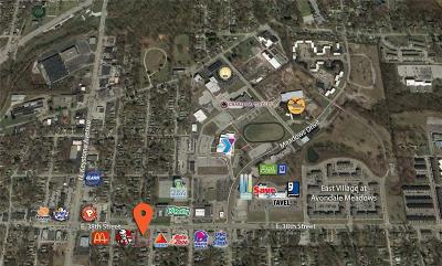 Indianapolis Commercial Lots & Land For Sale: 2525 East 38th Street