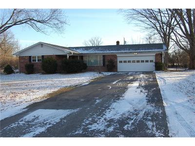 Indianapolis Single Family Home For Sale: 5207 East 68th Street